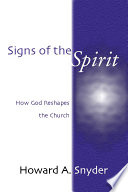 Best Signs of the Spirit