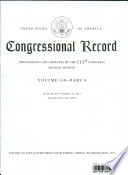 Congressional Record Book PDF