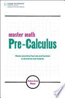 Master Math  Pre Calculus