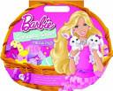 Barbie Easter Mega Shaped Activity Pad