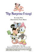 The surprise friend