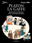 illustration Platon La gaffe – Survivre au travail avec les philosophes