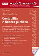 Manuale di contabilit   e finanza pubblica