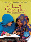 download ebook three cups of tea: young readers edition pdf epub