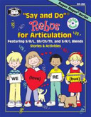 Say and Do Rebus for Articulation