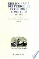 Bibliografia dei periodici economici lombardi