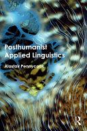 Posthumanist Applied Linguistics Book