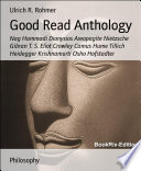 Good Read Anthology
