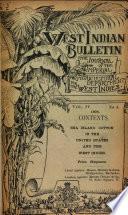 West Indian Bulletin