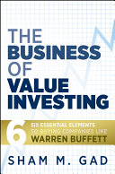 download ebook the business of value investing pdf epub