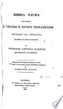 Bibbia sacra
