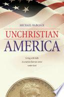 Unchristian America