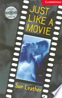 Just Like A Movie Level 1 Beginner/Elementary Book With Audio CD Pack : his girlfriend, gina. they are happy,...