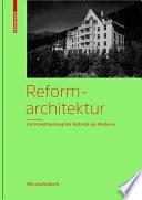 Reformarchitektur