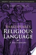 Shakespeare s Religious Language