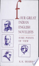 Four Great Indian English Novelists
