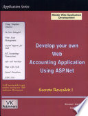 Develop Your Own Web Accounting Application Using Asp Net