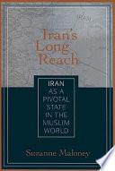 Iran S Long Reach