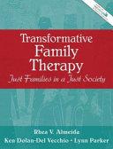 Transformative Family Therapy
