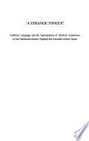 A Strange Tongue