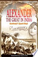 Alexander The Great in India  Sunburst Upanishad