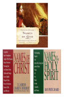 Names of God/Names of Christ/Names of the Holy Spirit Set Book