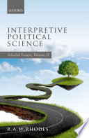 Interpretive Political Science