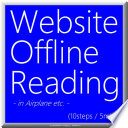 How to download Website for Offline Reading in Airplane etc      10steps   5min