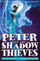Peter And The Shadow Thieves book