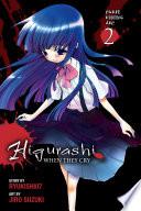 Higurashi When They Cry  Curse Killing Arc