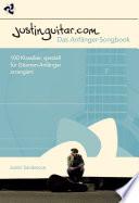 Justinguitar.com Das Anfänger-Songbook