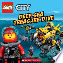 Deep Sea Treasure Dive  LEGO City  8x8