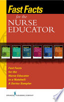 Fast Facts for the Nurse Educator