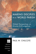 Making Disciples in a World Parish Book