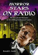 Horror Stars on Radio