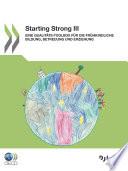 Starting Strong III Eine Qualit  ts Toolbox f  r die Fr  hkindliche Bildung  Betreuung und Erziehung
