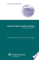 Maritime Pollution Liability and Policy