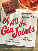Of All the Gin Joints Book