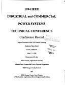 IEEE Industrial & Commercial Power Systems