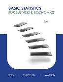 Loose leaf Version Basic Statistics for Business   Economics