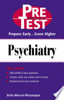 Psychiatry  PreTest Self Assessment and Review