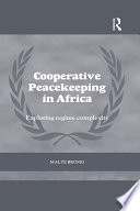 Cooperative Peacekeeping in Africa