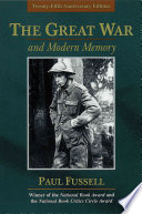 The Great War and Modern Memory Book PDF