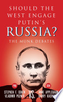 Should the West Engage Putin   s Russia