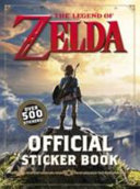Legend of Zelda  Official Sticker Book