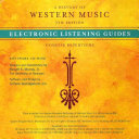 Norton Anthology of Western Music 5E Concise Electronic Guide Listening Guide CD