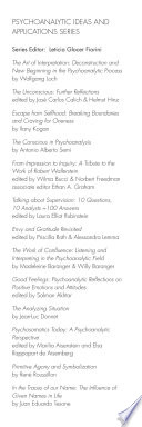 Ebook Illusions and Disillusions of Psychoanalytic Work Epub André Green Apps Read Mobile