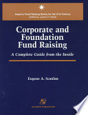 Corporate and Foundation Fund Raising