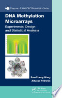 Dna Methylation Microarrays book