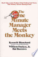The One Minute Manager Meets the Monkey Book PDF